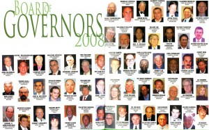 WBC Board of Governors 2008