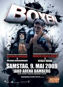 Plakat Bamberg