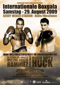 Plakat Halle