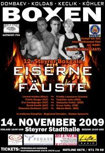 Plakat Steyr