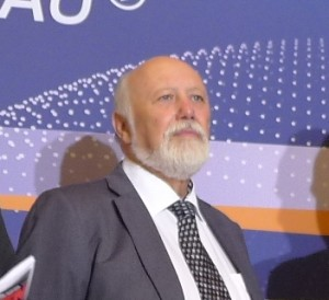 FVA Präsident Kommerzialrat Willibald Palatin